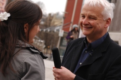 Tony Coll interviews