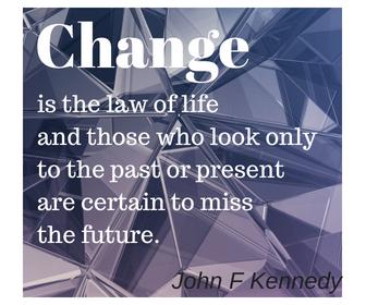 changeisthelawoflife